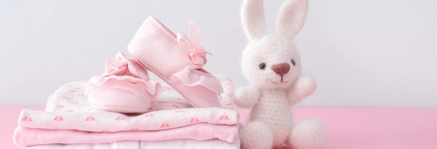 vêtements pour bébés filles